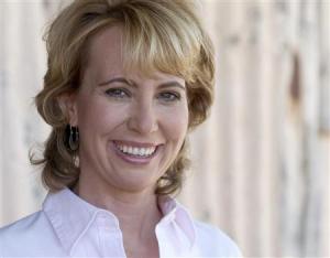 Arizona Representative Gabrielle Giffords