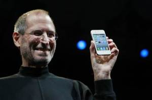 Steve Jobs, founder of Apple Computers